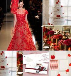 Farbige Spitze Hochzeitskleider 2014 von Elie Saab http://www.optimalkarten.de/blog/farbige-spitze-hochzeitskleider-2014-von-elie-saab/