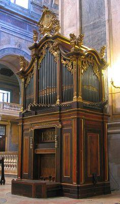 Órgão da Basílica da Estrela, Lisboa (1791)