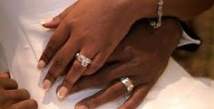 Relationship Talk: Working For It To Work Wedding Couples, Wedding Bands, Married Couples, Got Married, Getting Married, Left Ring Finger, Black Marriage, Engagement Ring On Hand, Engagement Photos