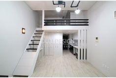 Micro Apartment, Duplex Apartment, Lofts, Loft Design, House Design, Small Loft, House Plans, Design Inspiration, Room