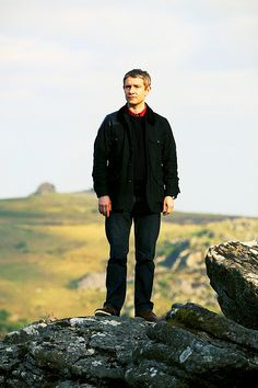 "Martin Freeman. Pippin in ""LOTR,"" Bilbo in ""The Hobbit,""& Dr. Watson in BBC's ""Sherlock Holmes"""
