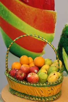 KIN Fruits: a great way to present fresh fruits.