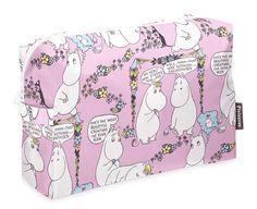 Adore Moomin Toiletry Bag