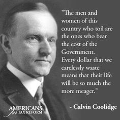 Calvin Coolidge (1872-1933) was the 30th president of the United States.  A popular president.  Coolidge reduced government spending and cut taxes during his administration (which lasted from 1923 until 1929). Coolidge died on January 5, 1933 in Northampton, Massachusetts.