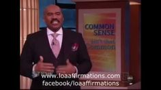 www.loaaffirmations.com This is a fantastic testimonial by Steve Harvey regarding the law of attraction and how he has harnessed this universal law to work in his favor. Watch here or on youtube at: https://www.youtube.com/watch?v=slqR2KInZ3s