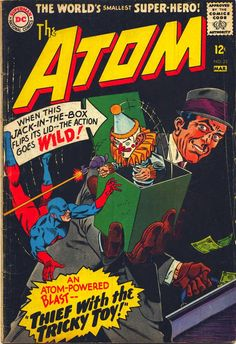 The Atom #23