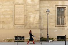 Amid the chic cafes and boutiques in the Marais, footnotes of antiquity around every corner.