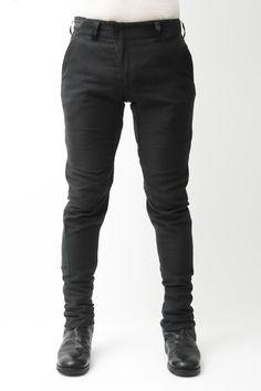 Slim Pants Linen & Cotton - Devoa