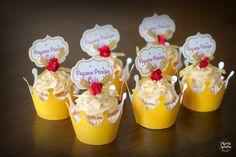 Cupcake Personalizado do Pequeno Príncipe