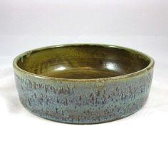 Stoneware Pottery Casserole / Brie / Quiche by CrookedCreekStudio1, $30.00