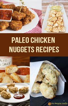 Look no further for some tasty Paleo chicken nuggets recipes! If you've recently been trying out the Paleo diet, you may find you miss chicken nuggets.