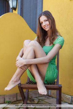 Jana Potysová / Eufrat Mai/ Jana Hall. Femjoy. - Fresh And Joyful - .