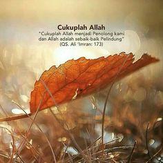 We just need Allah..