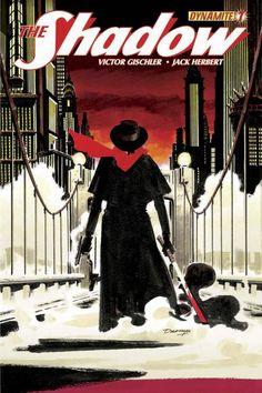 The Shadow #7 #TheShadow #Dynamite