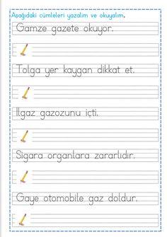 G sesi etkinlikleri  Çiğdem öğretmen