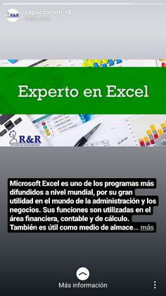 20 Ideas De Excel Trucos De Excel Hojas De Cálculo Computacion