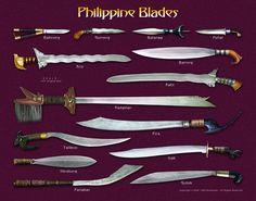 Filipino weapons