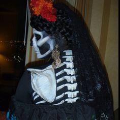 Catrina - Dia de Muertos Costume