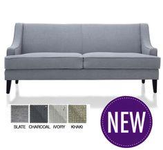 Buxton 3 Seater Sofa
