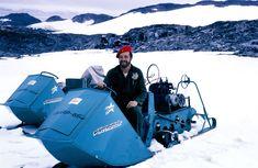 Old Polaris Snowmobile, Throwback Thursday!