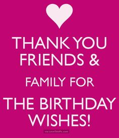 Thank you all SO very much for all of the birthday wishes, texts, and calls!!! I'm one Blessed and lucky lady to have the most amazing family and friends!!➕ Hugs and love to you all!