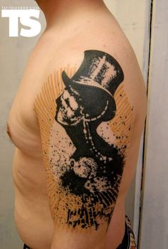 Xoil, Needles Side Tattoo - this guy is amazing!!