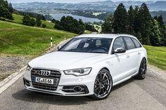 Galerie: Audi S6 als Abt AS6-R 2013