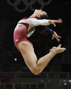 2016 Rio Olympics - Artistic Gymnastics - Final - Women's Team Final