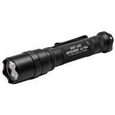 Surefire Flashlights for Tactical Use