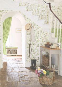Laura Ashley Spring/Summer : Flower Marquee