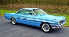 1961 Pontiac Ventura Sports Coupe