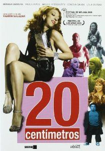 20 Centímetros [DVD]: Amazon.es: Monica Cervera, Pablo Puyol ...