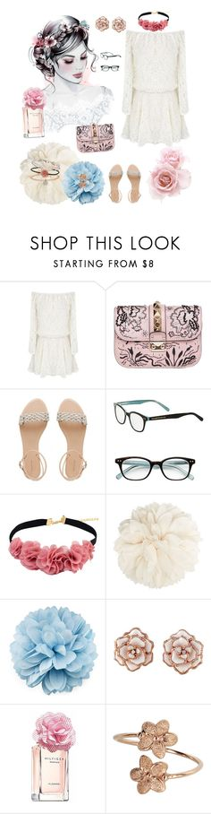 """Fashion #682"" by devilvearsprada ❤ liked on Polyvore featuring Valentino, Kate Spade, Gucci, Tommy Hilfiger and Miss Selfridge"