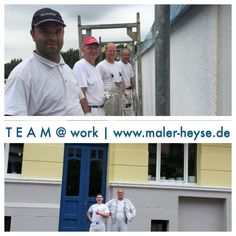 Klasse Team - Top Leistung - Maler Hannover - Team Heyse - Wärmedämmung - Fassade