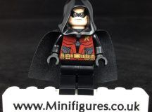 Arkham Knight Robin Custom Minifigure