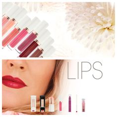 Love the High Shine Kiss Stick in Petunia Petals // Flower Beauty Makeup & Cosmetics By Drew Barrymore.