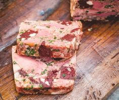 This may become one of your picnic go-tos. Make a terrine and the rest of your charcuterie platter will follow.