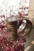 Strahler für Aufbau / Garten / LED / rund