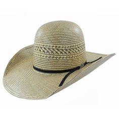 ba017c4c9e American Hat Company Ivory Open Crown Cowboy Hat - VaqueroBoots.com  Sombreros Grandes