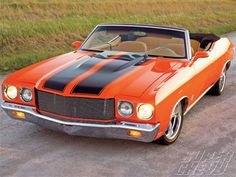 1970 Chevy Chevelle Convertible