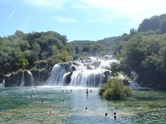 Croatia Swimming Holiday This introductory trip explores the idyllic Croatian coastline, and is located on the historic island of Krapanj. The swims are a combination of island hopping and coastal swims. http://www.swimtrek.com/Home/Package-Search/Package-Details/pkcode/shor#