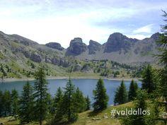Le joyau des lacs de montagne, dans les alpes de haute provence www.valdallos.com