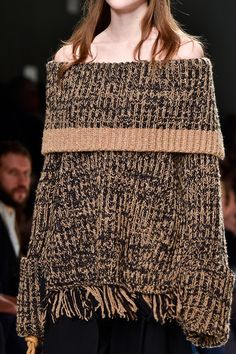 Sportmax at Milan Fall 2015 (Details)