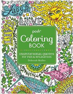 Coloring book by Deborah Muller