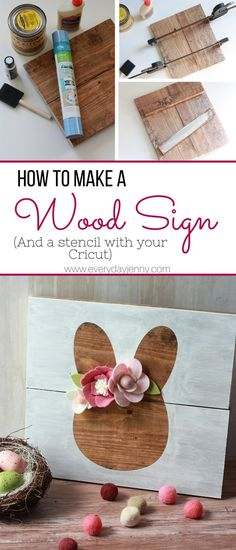How to make a wood s