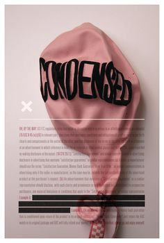 Type & lettering / Tom Davie | Type 2012 — Designspiration