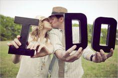 """Engagement &/or Wedding Photographs  -  """"YES""""  &   """"I Do"""""""
