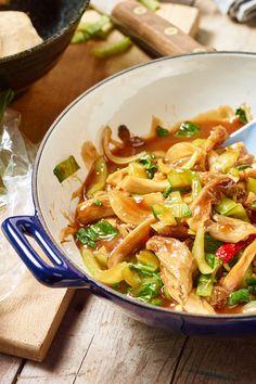 Pasta Salad, Thai Red Curry, Cooking, Ethnic Recipes, Vietnam, Thailand, Korea, Food, China