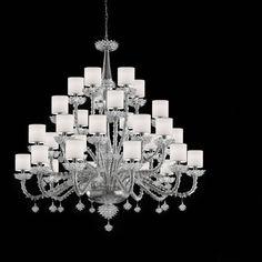 Handmade traditional venetian chandelier