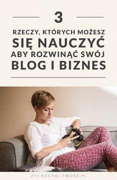 rozwój bloga i biznesu